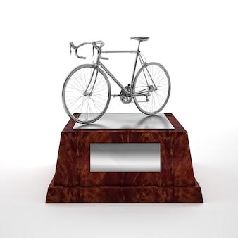 Troféu de bicicleta