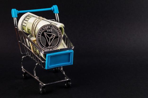 Tron trx é uma forma moderna de troca e mercado web