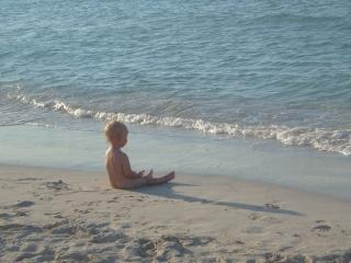 Troy e do oceano