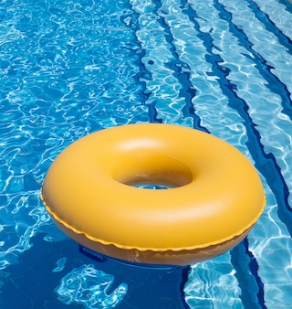 Tubo interno da piscina