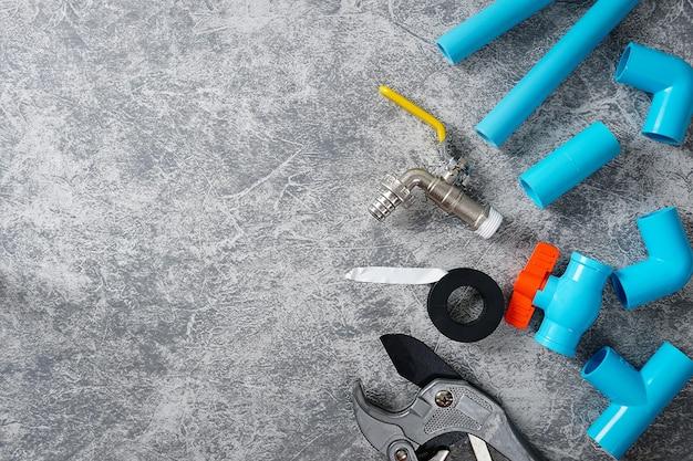 Tubos de plástico para a ferramenta de corte de tubos do sistema de água torneira de água fita de vedação do tubo