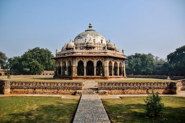 Túmulo de isa khan niyazi em delhi