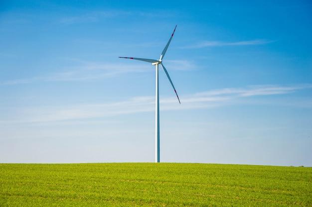 Turbina eólica para geração de energia