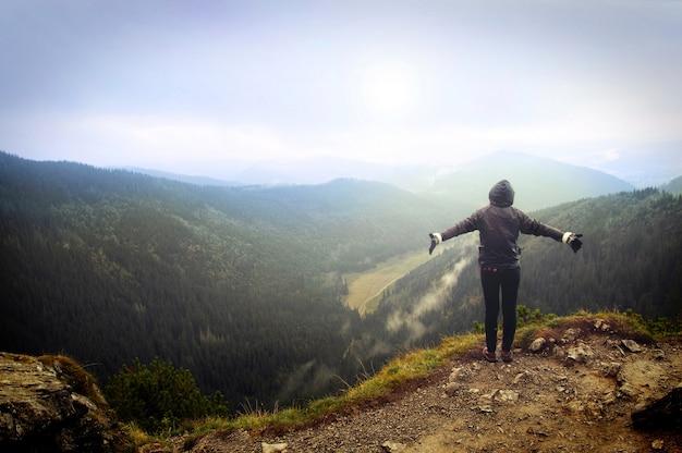 Turismo nas montanhas