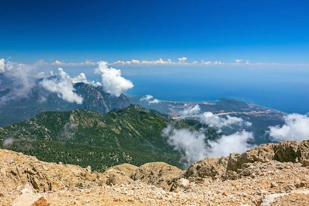 Turquia, montanha tahtali
