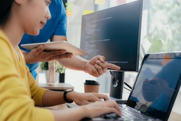 Ui ux e tecnologia de desenvolvimento de programação.