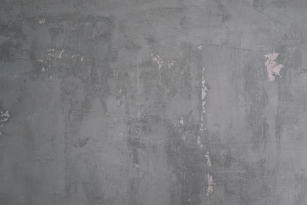 Um antigo fundo de concreto