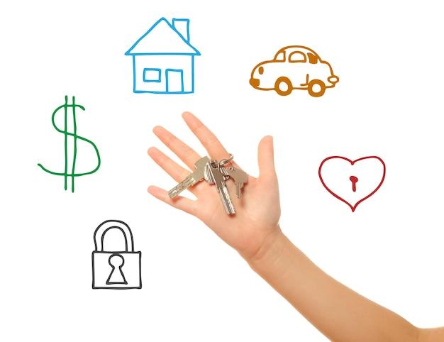 Um conjunto de chaves que garante o sucesso em todos os aspectos da nossa vida