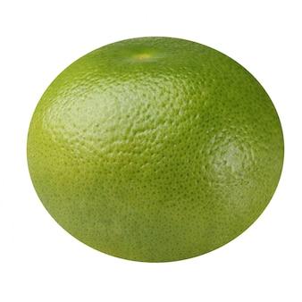 Um docinho do citrino (pomelit, oroblanco do citrino), isolado.