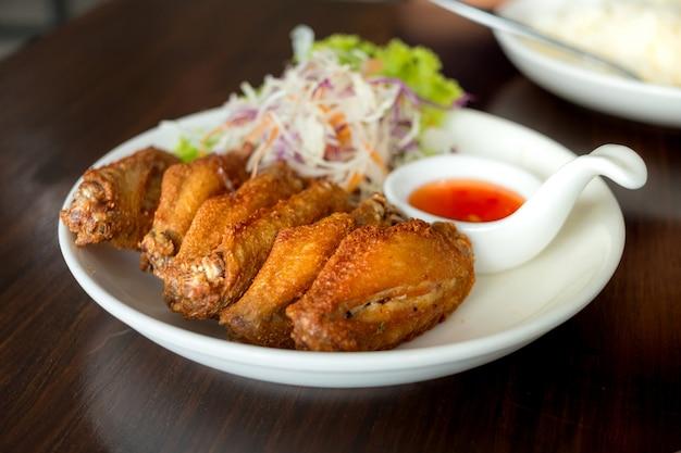 Um dos pratos mais populares na tailândia.