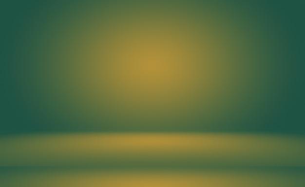 Um fundo suave com desfoque de gradiente vintage com uma cor pastel bem usada como apresentação de produto em estúdio.