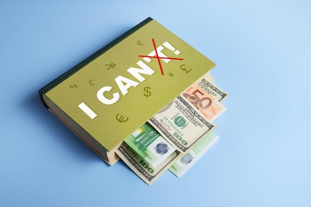 Um livro sobre sucesso empresarial e valorização do capital. literatura motivacional e de desenvolvimento