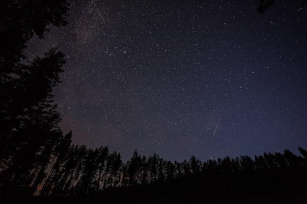 Um milhão de estrelas à noite