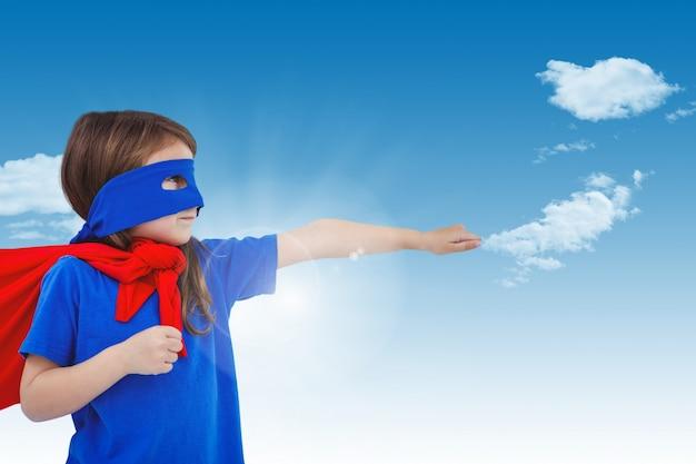Um pouco super-herói