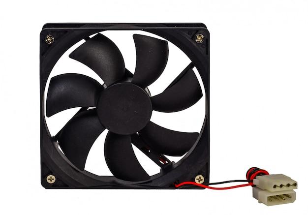 Um ventilador para resfriamento de uma unidade de sistema de computador