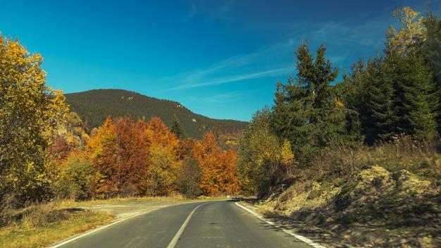 Uma estrada para as colinas