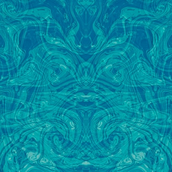 Uma pintura a óleo abstrata fundo de textura de design simétrico