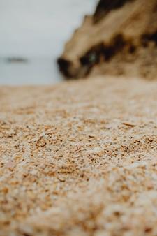 Uma praia algures em portugal