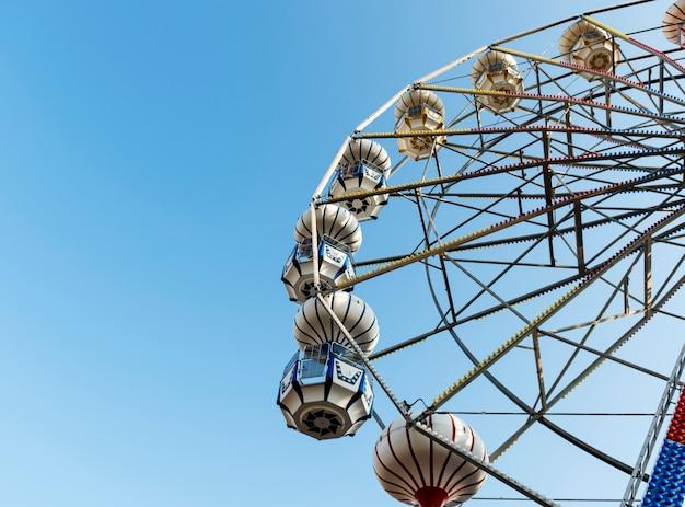 Uma roda-gigante