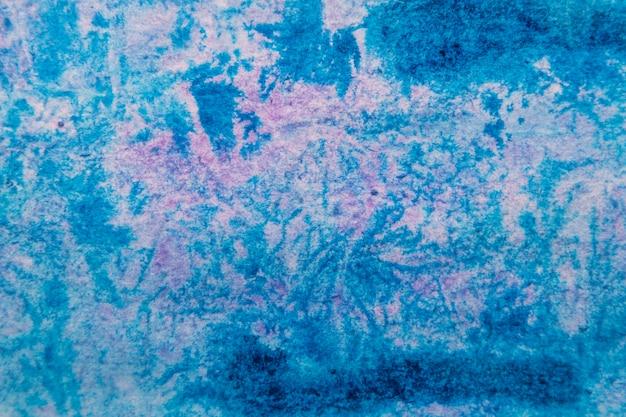 Uma velha mão abstrata pintada em aquarela com textura de pano de fundo