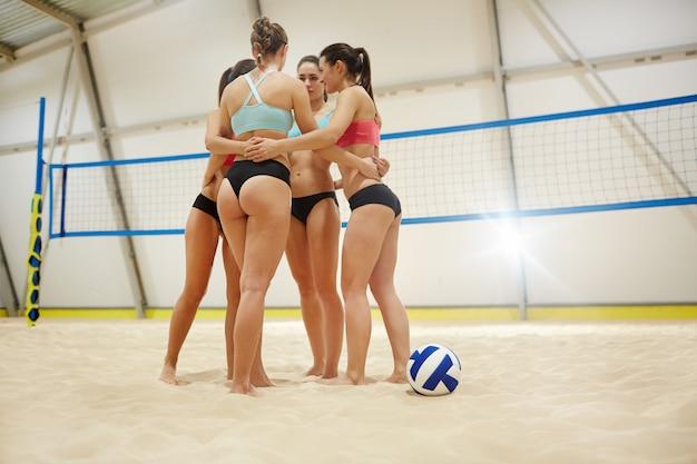 União de voleibol
