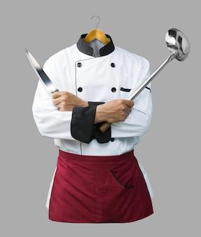Uniforme de cozinheiro