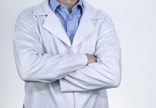 Uniforme médico profissional médico