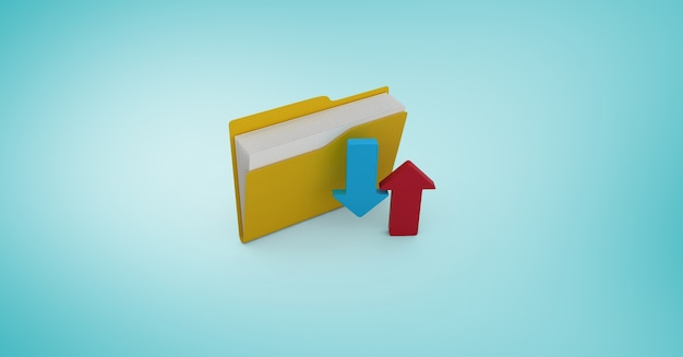 Upload papel de parede azul satisfeitos abstrato