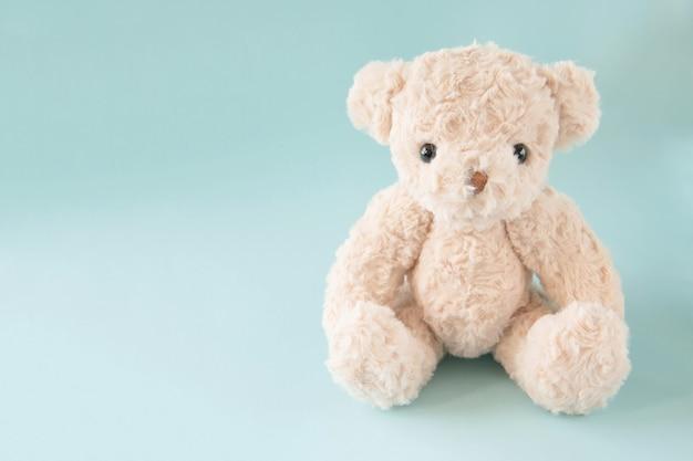Urso de pelúcia fofo