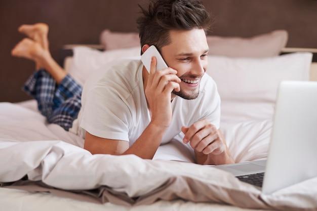 Usar tecnologia moderna é fácil e confortável