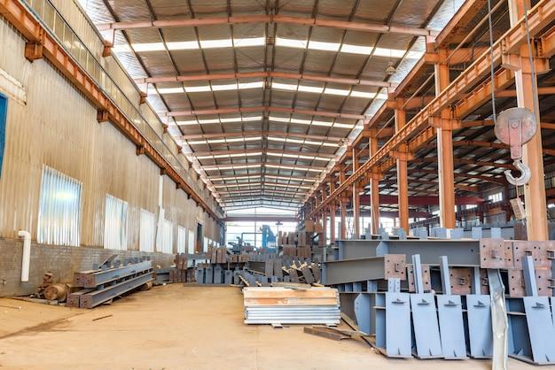 Usina de processamento de aço
