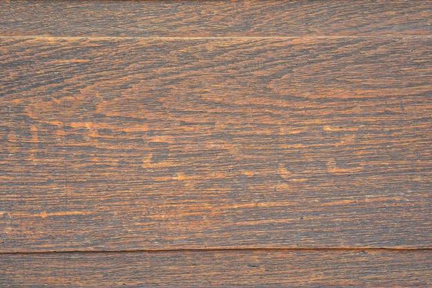 Uso de mesa de madeira de textura para segundo plano.