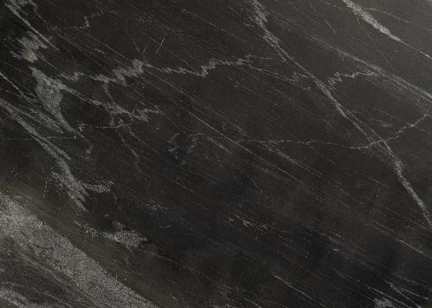 Uso de padrão natural de mármore preto para fundos