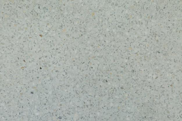 Uso de revestimento de terrazzo branco para plano de fundo