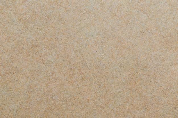 Uso de textura de folha de papel marrom para plano de fundo