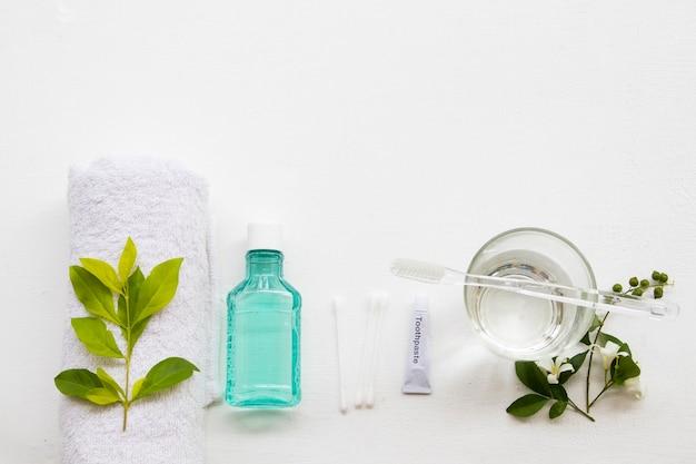 Uso pessoal para acessórios de saúde bucal