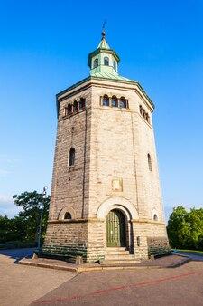 Valbergtarnet ou torre valberg em stavanger, noruega