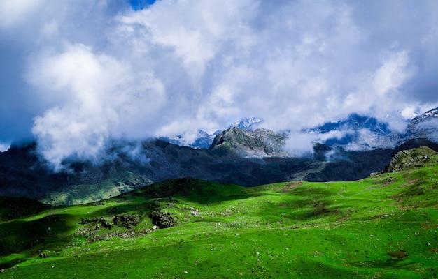 Vale de gnathang sikkim