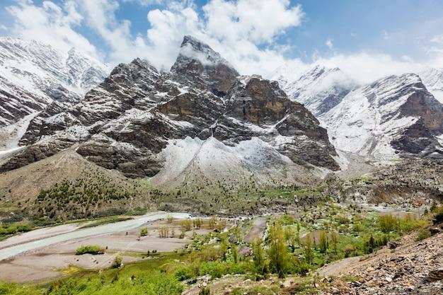 Vale de lahaul, himachal pradesh