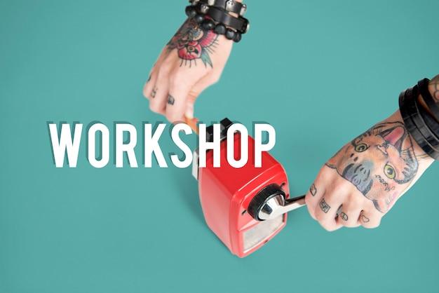 Valores potenciais de desempenho de motivação em workshops