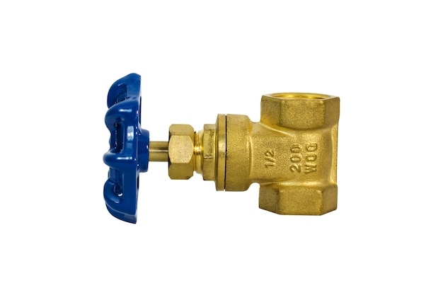 Válvula de abertura e fechamento de água
