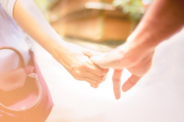 Vamos caminhar juntos para sempre serviços. e use como pano de fundo