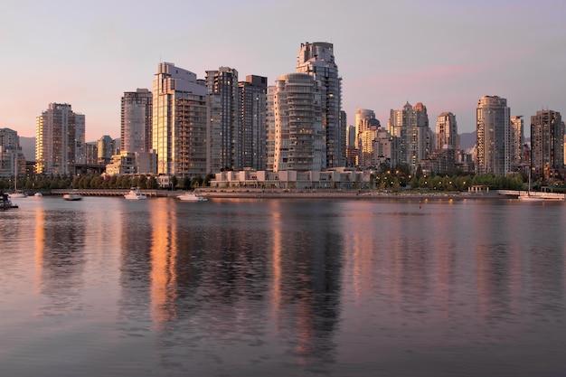 Vancouver bc waterfront condominiums