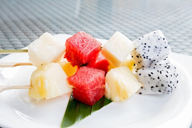 Vara frutas