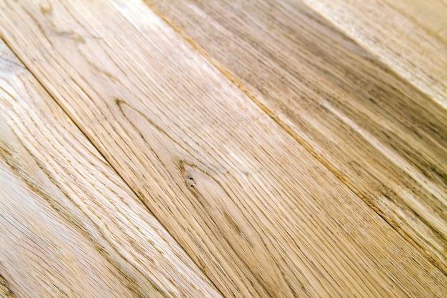 Várias pranchas de lindo piso laminado ou parquet com textura de madeira como pano de fundo