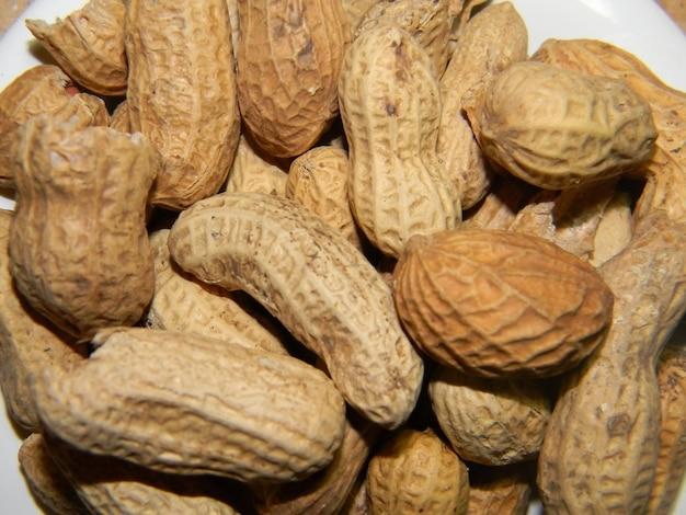 Variedade de amendoim