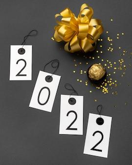 Variedade festiva de ano novo de 2022