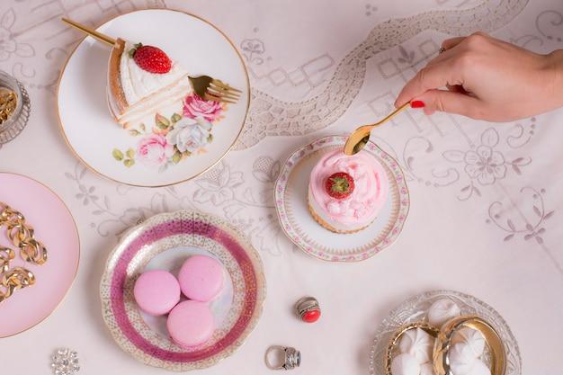Variedade sofisticada de chá