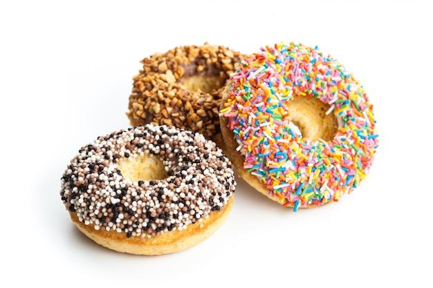 Vários donuts