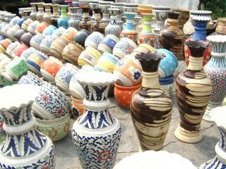Vasos de flores, gujarathandicraf
